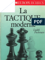 La Tactique Moderne 2 - Ludek Pachman
