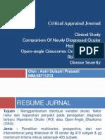 Critical Appraisal Journal Mata