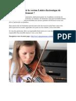 Logiciel musical gratuit - Pizzicato Loisirs