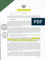 Gobierno Regional Tacna CONFIRMA Licencia Sindical del Prof. LUIS ALBERTO FLORES VILLAVICENCIO