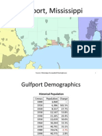 Slides only for A Critique of Mississippi Renewal for Gulfport.