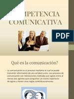COMPETENCIA COMUNICATIVA 34