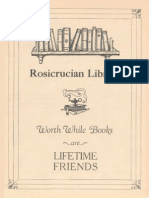 AMORC  - Worth While Books are Lifetime Friends (1934).pdf