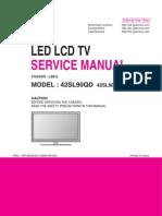 ServiceManuals LG TV LCD 42SL90QD 42SL90QD Service Manual