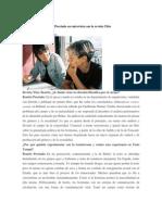 Judith Butler y Beatriz Preciado en Entrevista Con La Revista