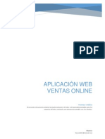 Propuesta Aplicacion VentasOnline v1.1