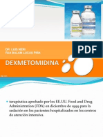 dexmetomidina