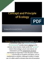 ESE518 Ecology