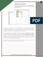 Listas Desplegables Dependientes Con Conbo-box