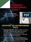 Immunocompromise State in Pregnancy 2013