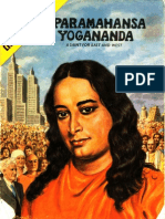 117706004 Comic Book Paramhansa Yogananda