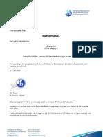 IB Librarianship Continuum Certificate