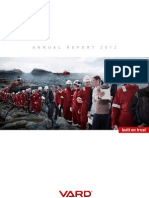 VARD Annual Report 2012