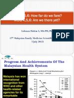 Plenary 1 Dr Lokman Hakim