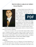 Gen. Médici - Biografia