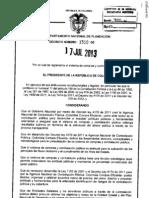 d1510-13 Decreto 1510 de 17 de Julio de 2013