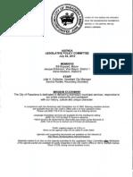 Legislative Policy Committee Meeting Agenda 7-24-13_Agenda Item 4A