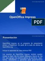01 OpenOffice Impress (Presentaciones)