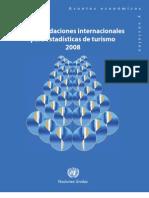 2010_OMT_Recomendaciones Internacionales Para Estadisticas de Turismo 2008