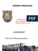 Leadership Principles(Beknow2)