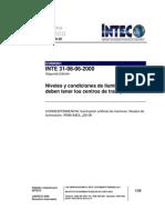 INTE 31-08-06-00 Iluminacion