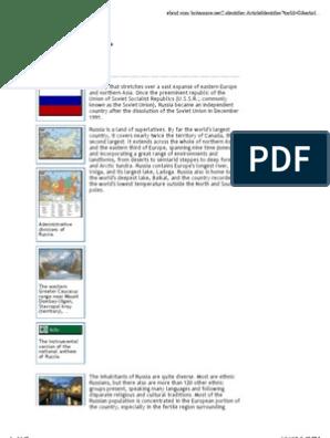 Russia Siberia Christian Denomination