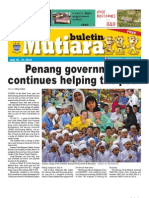 Buletin Mutiara - July # 2 issue (mixed languages)