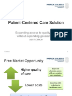 Patient-Centered Care Solution Presentation