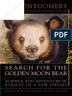 Search for Golden Moon Bear, by Sy Montgomery (Book Preview)