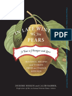 In Late Winter We Ate Pears, by Caleb Barber and Deirdre Heekin (Book Preview)