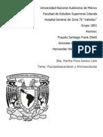 Mucopolisacaridosis y Aminoacidurias