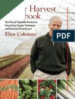 Winter Harvest Handbook, by Eliot Coleman (Book Preview)