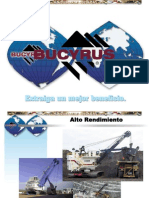 Curso Pala Cable Electrica 495hr Bucyrus