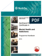 SS NPC Mental Health and Addictions Handbook 2013 FINAL
