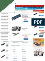 Batterie Pour Hp Elitebook 8470p HTML