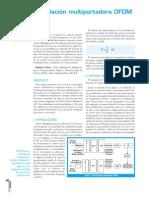 Modulacion Multiportadora OFDM
