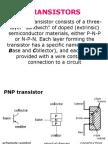 Funtion Transistor