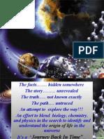 Origin of Life in Universe