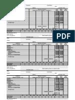 DepEd Form 137 spreadsheet