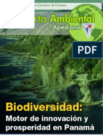 Carta Ambiental Apediana Junio 2013