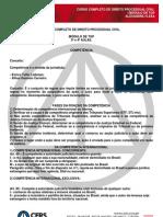326 2012-04-02 Curso Completo de Direito Processual Civil i Mo 769 Dulo Tgp 040212 Isol Proc Civil Aula 03 e 04