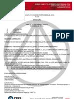 697 2012-03-27 Curso Completo de Direito Processual Civil i Modulo Tgp 032712 Curso Comp Dir Proc Civil Aula 02