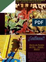 Una recopilación fotográfica sobre el arte del Graffiti