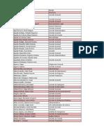 Base de Datos de Empresas Degate