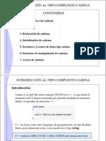 Cadenas  c++