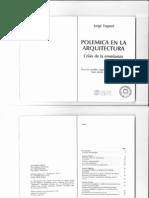 Polemica en La Arquitectura