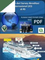 Masukan Dan Temuan JCI RSP Otak 2013