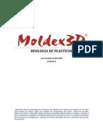 Moldex3d Trabajo Reologia