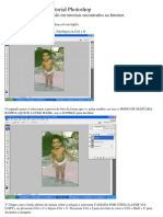 Meu Primeiro Tutorial Photoshop