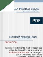 Autopsia Medico Legal 1